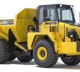 Komatsu Dump Truck HM300 Factory Service & Shop Manual