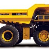 Komatsu 730E Dump Trucks Workshop Repair & Service Manual