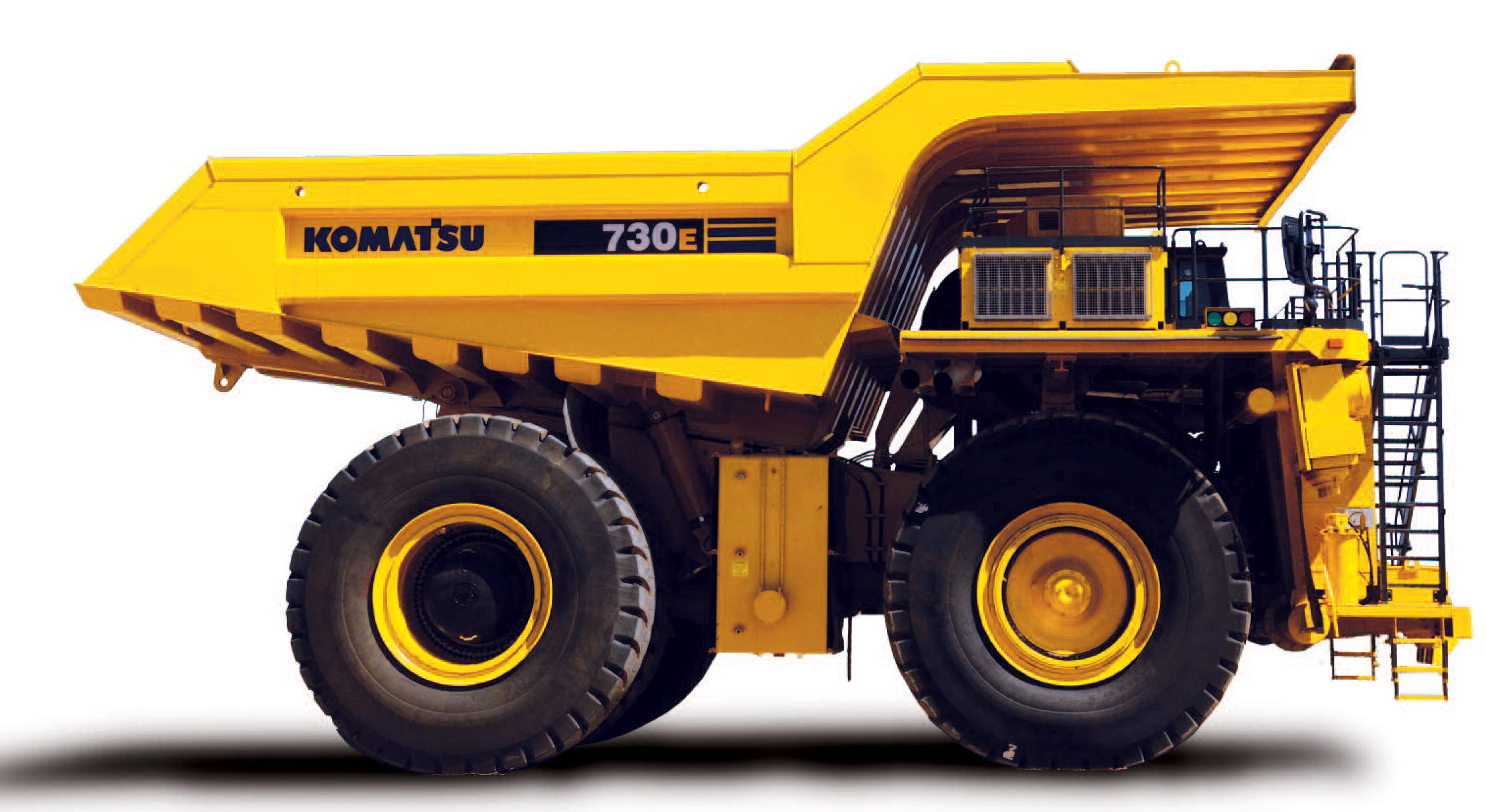 Komatsu 730E Dump Trucks Workshop Repair & Service Manual