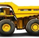 Komatsu Dump Truck 860E-1AC, 860E-1K, 860E-1KT Workshop Repair & Service Manual