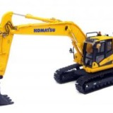 Komatsu HB205, HB215LC Hybrid Workshop Repair & Service Manual