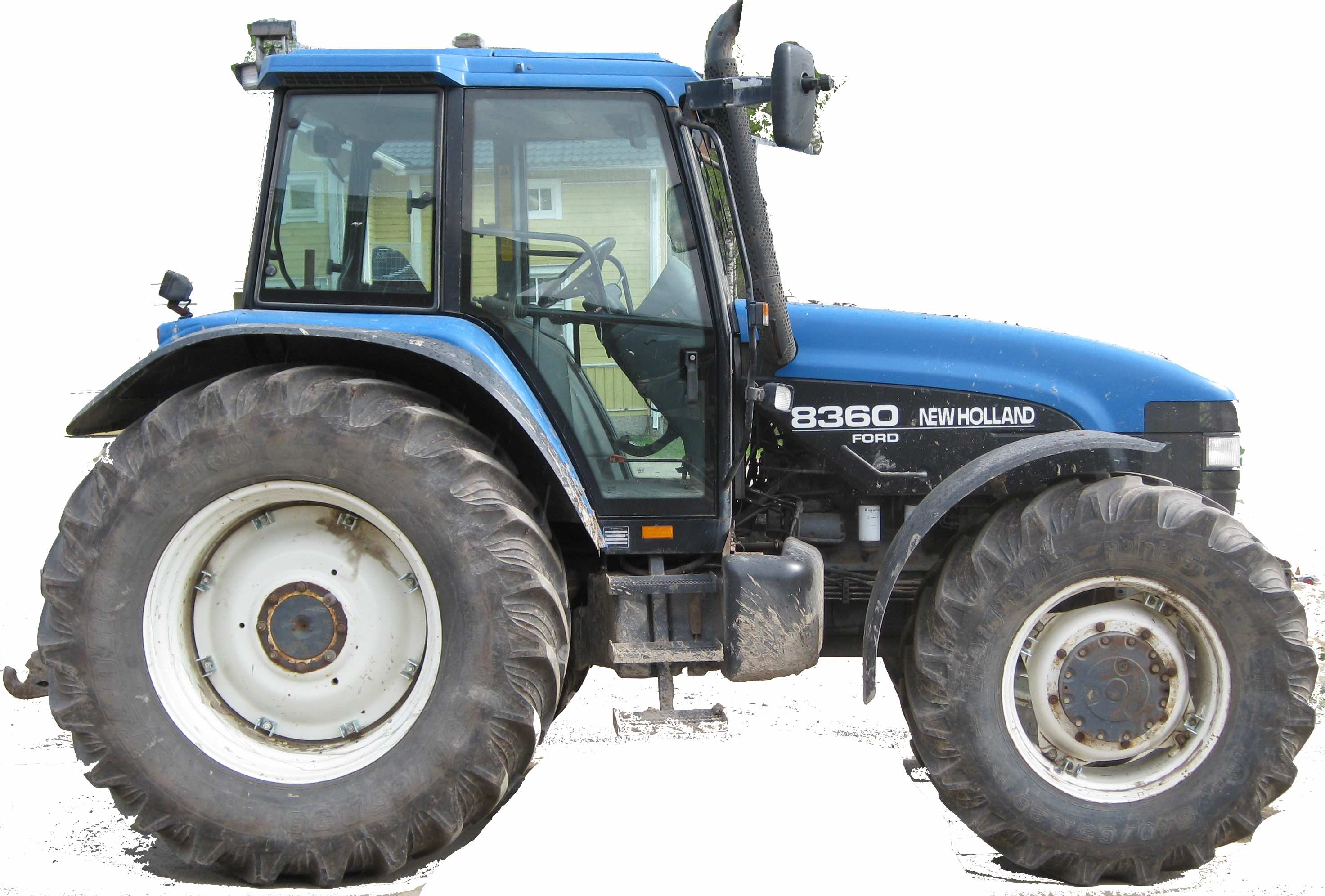 ford new holland 60 series tractors 8160 8260 8360 8560 factory