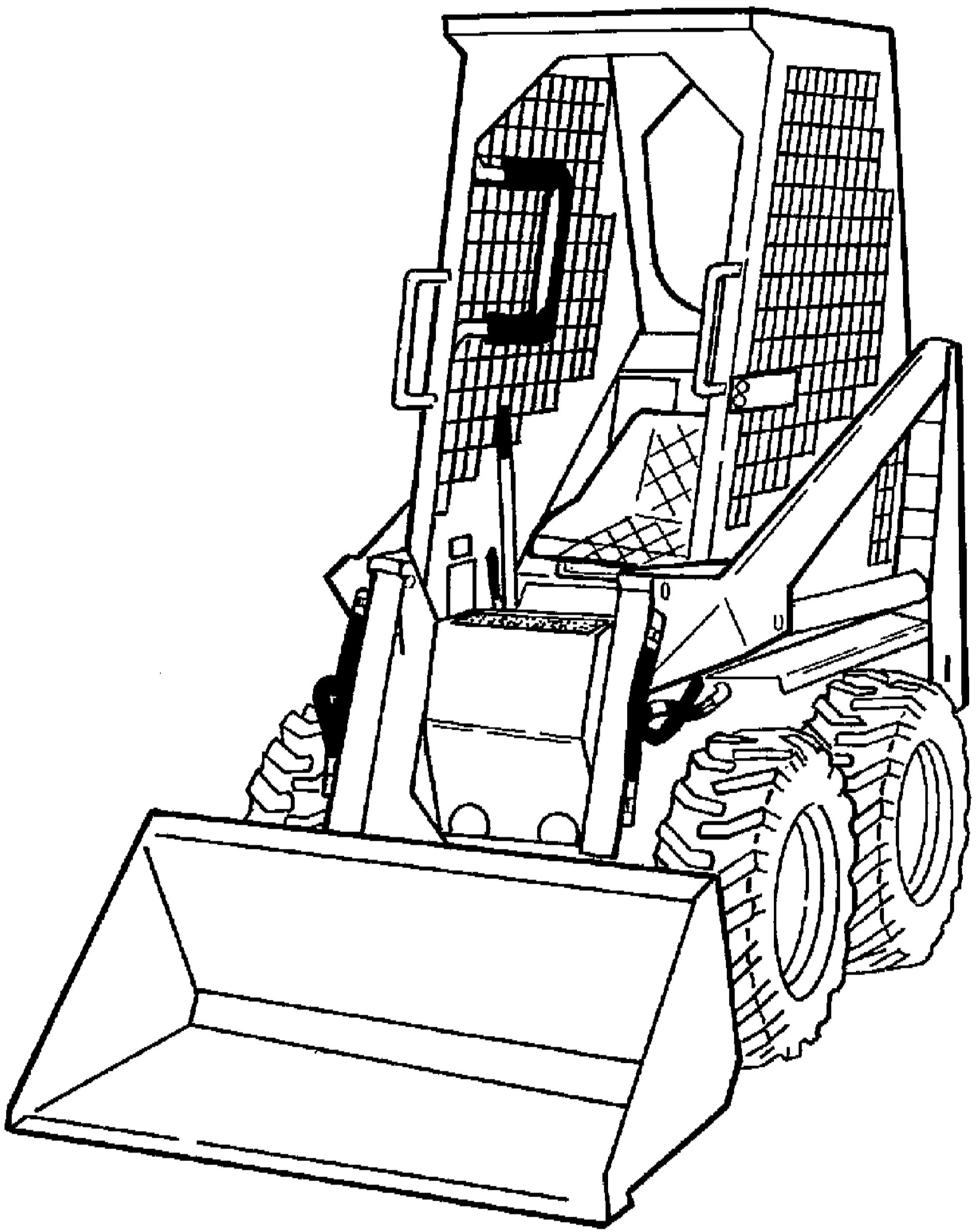 bobcat 310  313 loader factory service  u0026 shop manual  u2022 pagelarge