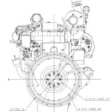 Komatsu 102 Series Diesel Engines Factory Service & Shop Manual