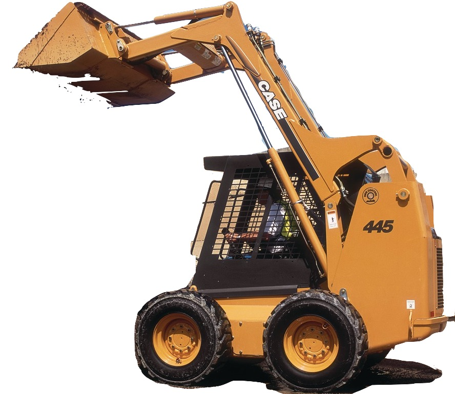 Case 435  445  445ct Series 3 Skid Steer  Compact Track