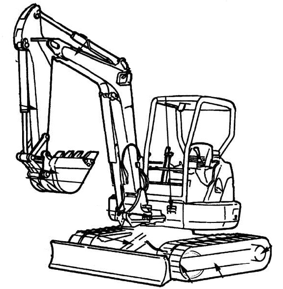Hitachi Ex110 Manual