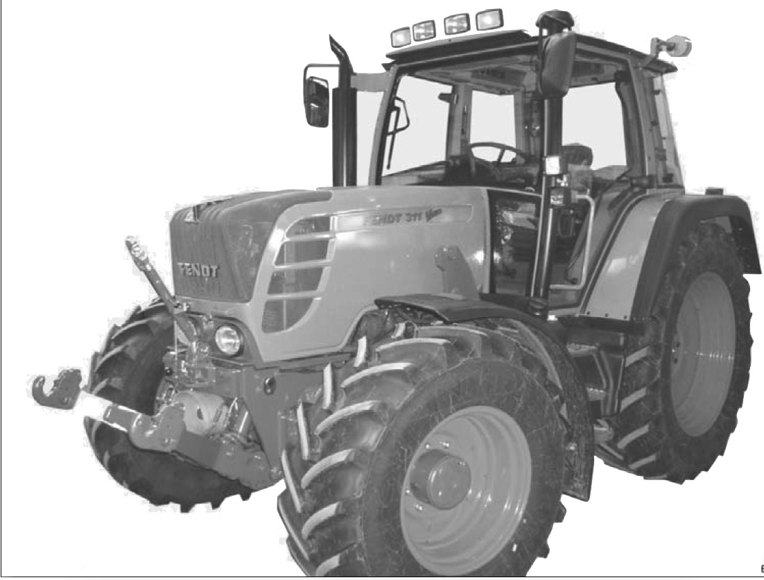 Pages from X990.005.056.010 – Fendt Tractor 300-series (309-310-311-312)  Vario COM III Workshop Manual