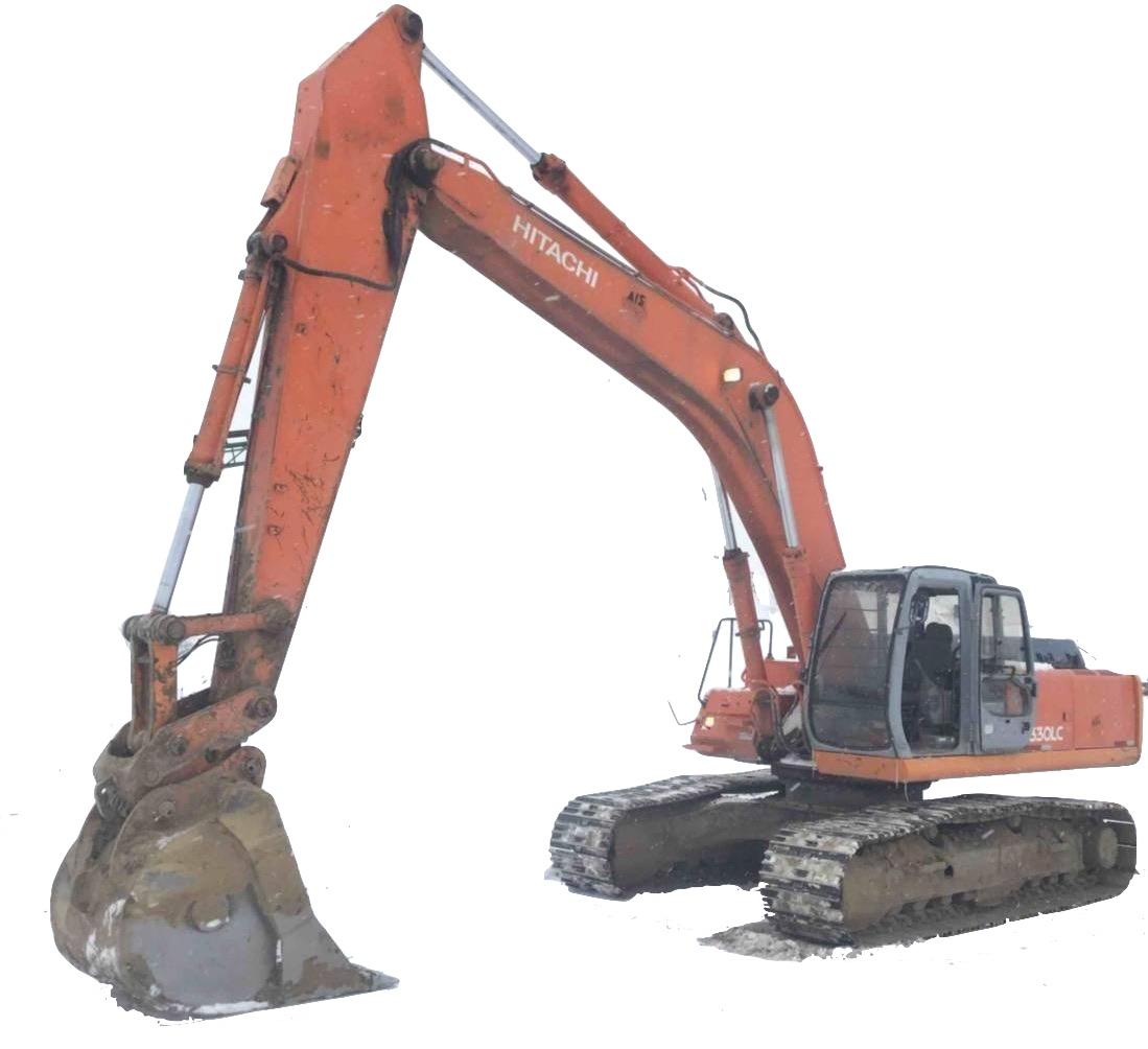 Pages from W173ENA – Hitachi EX330LC-5, EX370-5 Hydraulic Excavator  Workshop Manual