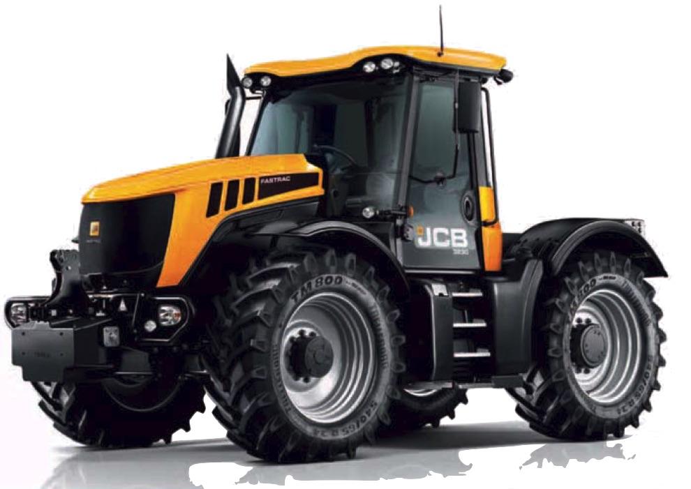 JCB Fastrac 3170, 3170 Plus, 3190, 3190 Plus, 3200, 3200 ... on