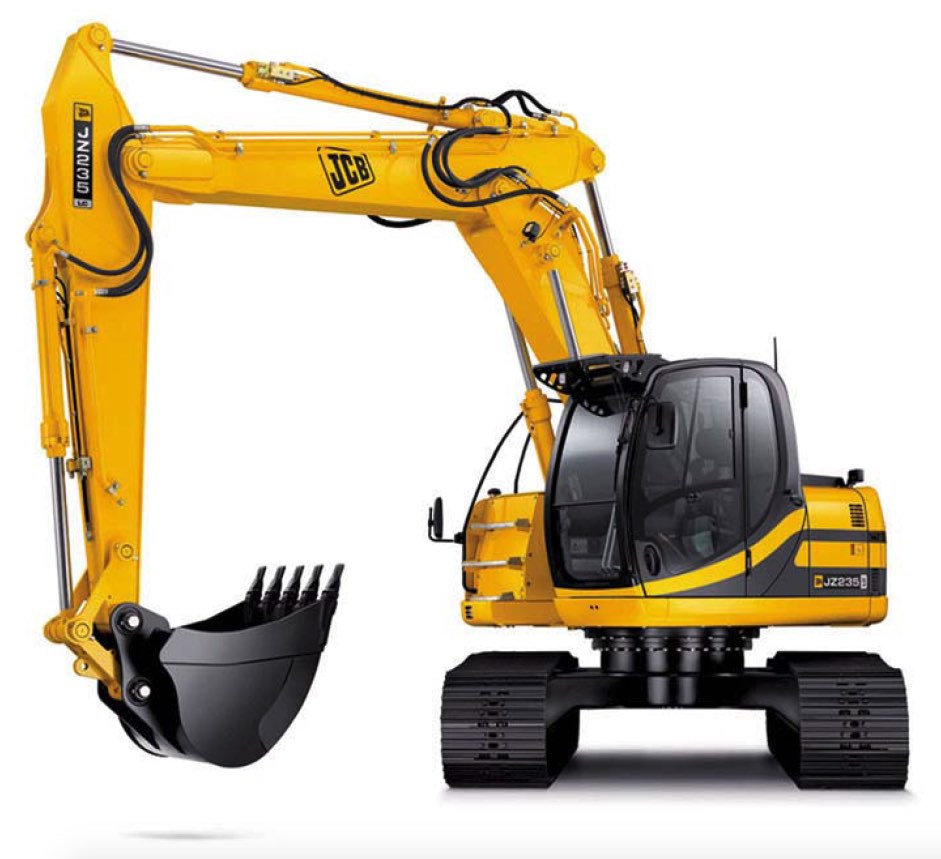 Pages from 9803-6560 – JCB Hydraulic Excavator JZ235, JZ255 – TIER III AUTO Service  Manual