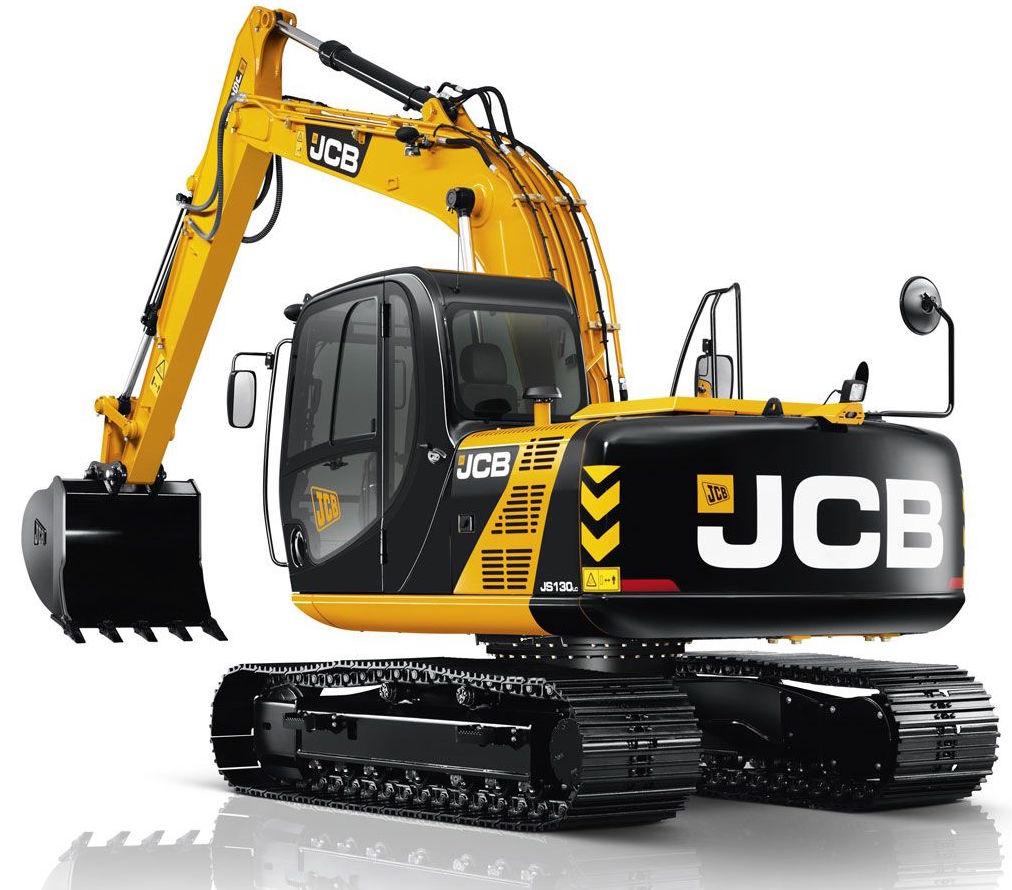 Jcb Js115  Js130  Js130lc  Js145  Js160  Js180  Js190  Js200  Js210  Js220 Hydraulic Excavator