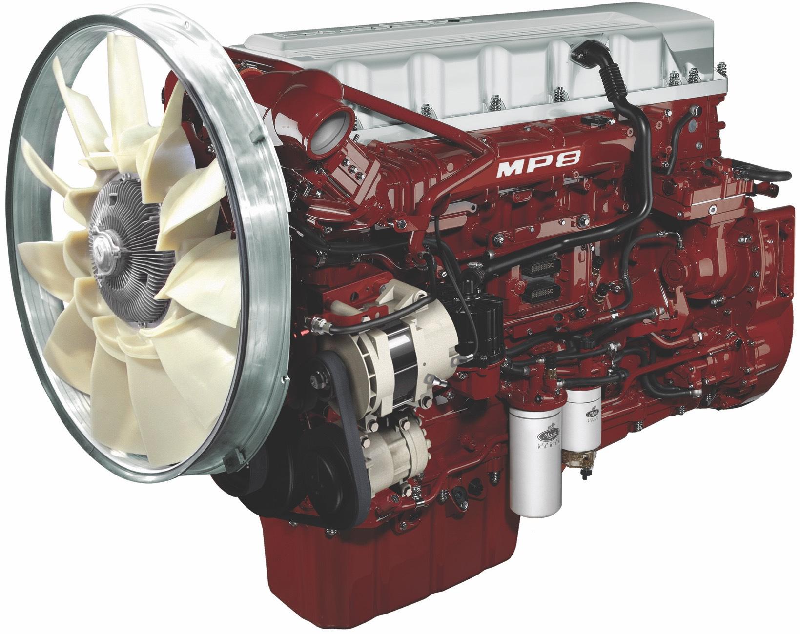 MACK Trucks Engine Factory Service & Shop Manual