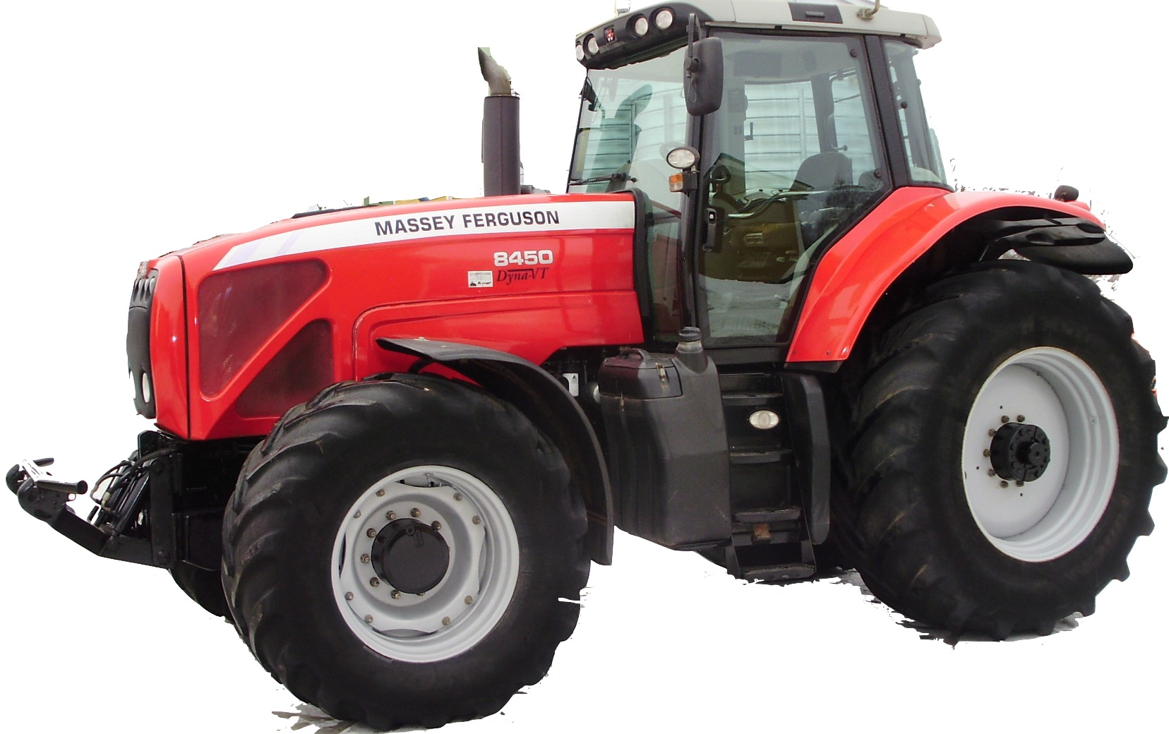 Pages from AGCO-Massey-Ferguson Tractor Series 8400 (models  8450-8460-8470-8480) Workshop Service Manual (Section 3-12)