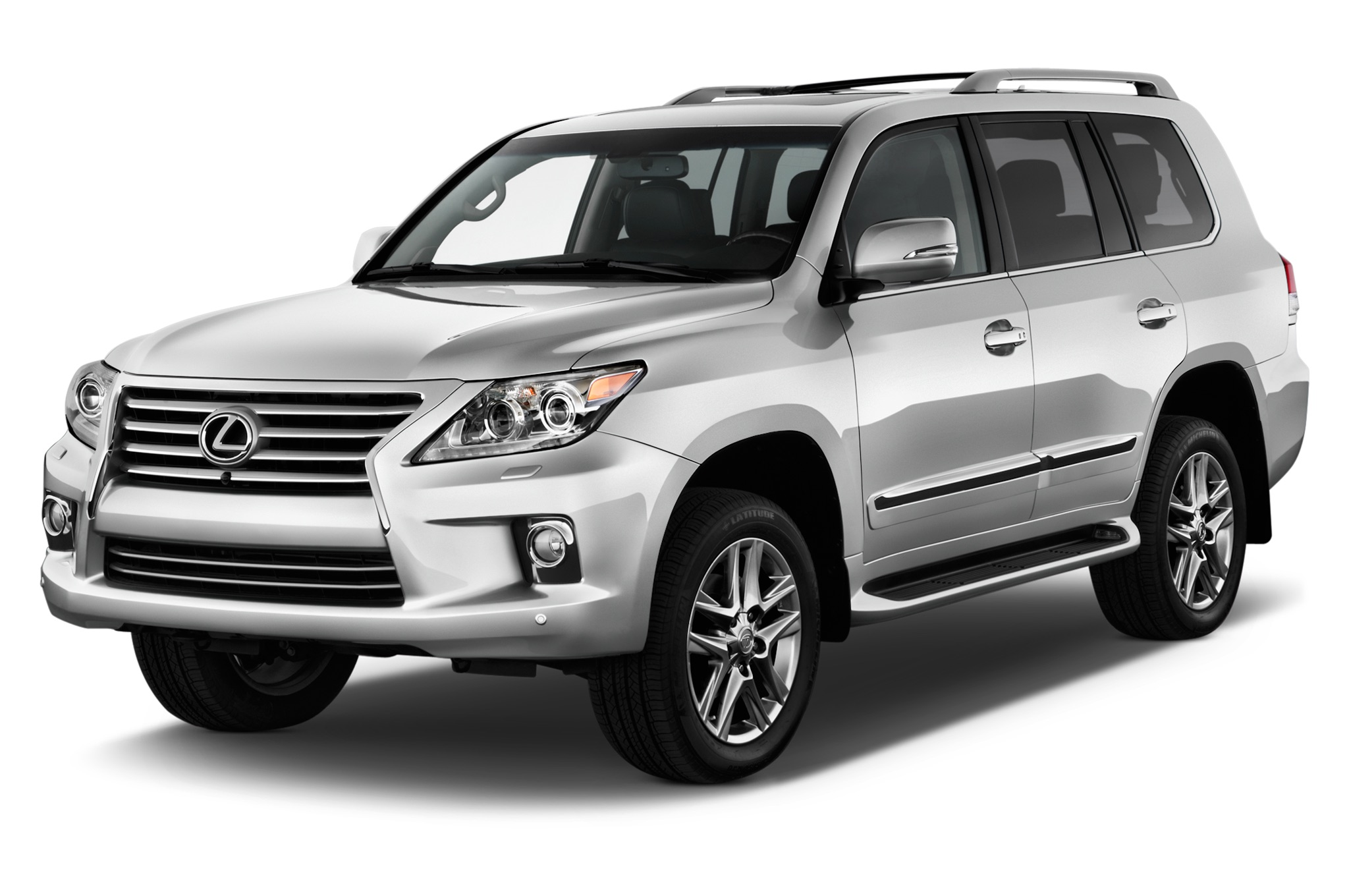 Lexus LX450, LX470, LX570 1995-2016 Workshop Repair & Service Manual