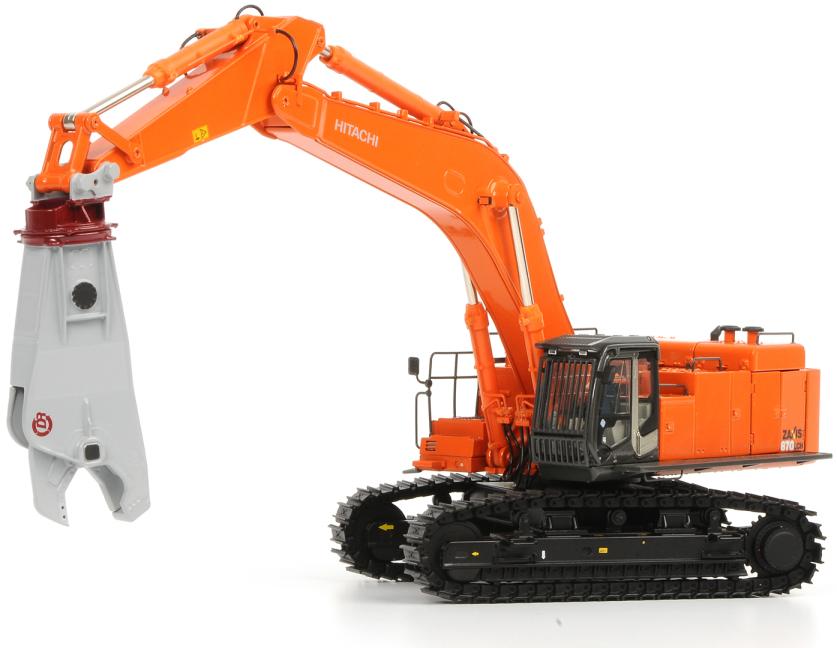 Hitachi Zaxis 850  870 Hydraulic Excavator Factory Service