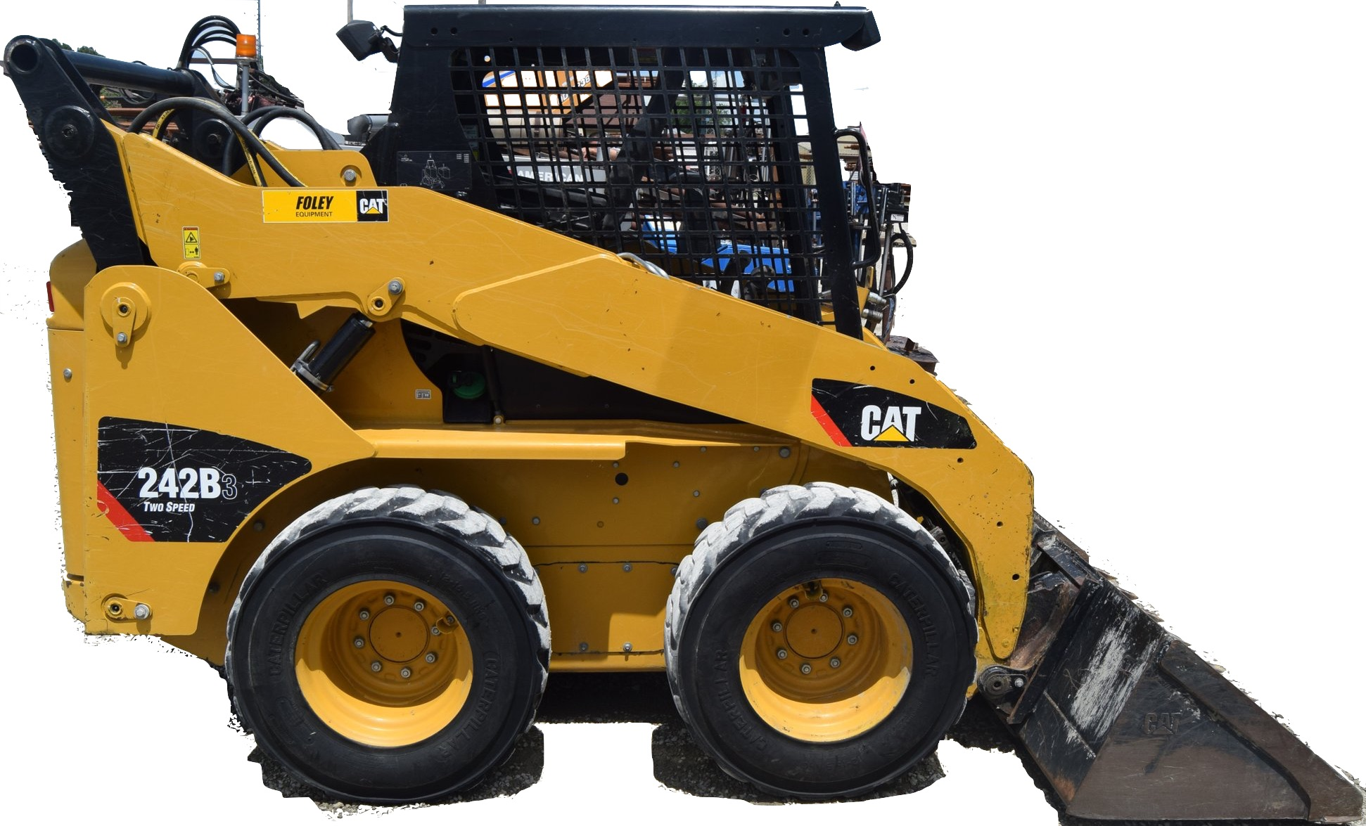 Caterpillar 259B3 Compact Track Loader, 247B3 and 257B3 Multi Terrain  Loaders & 216B3, 226B3, 236B3, 242B3 and 252B3 Skid Steer Loaders Factory  Service ...