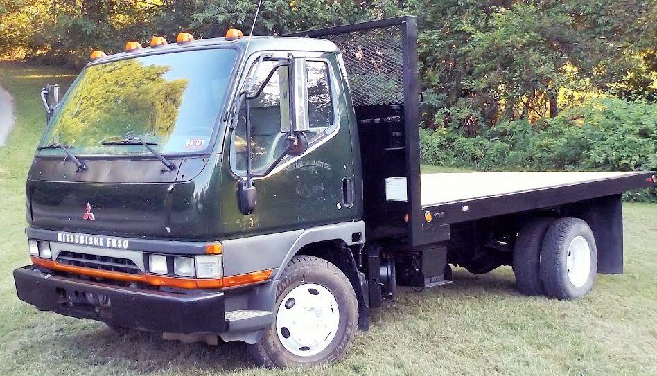Mitsubishi Fuso FE.FG Series 1990-2001 Factory Service ...