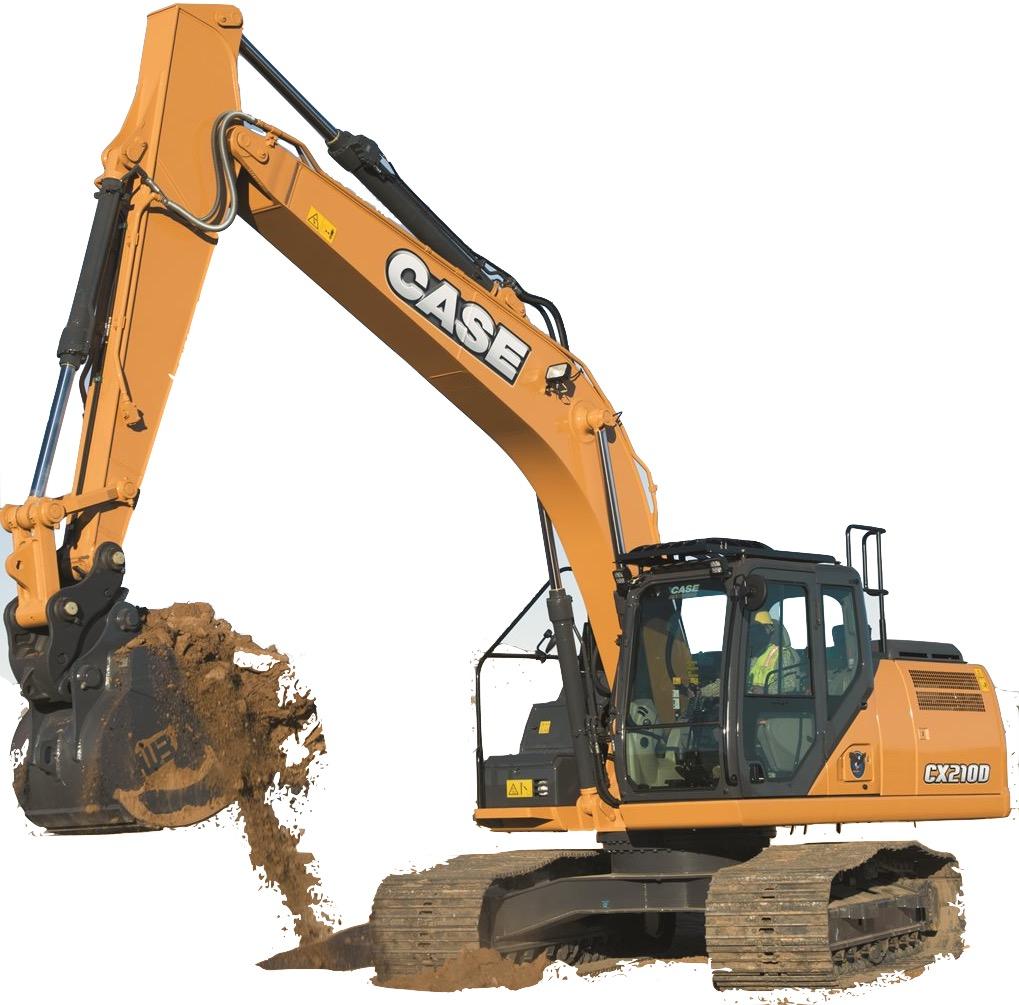 Case Cx210d Crawler Excavators Factory Service  U0026 Shop Manual  U2022 Pagelarge