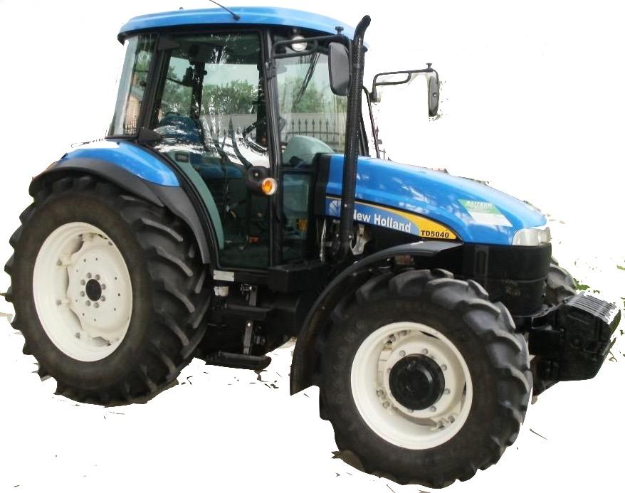 New Holland Td5040  Td5050 Factory Service  U0026 Shop Manual
